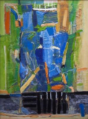 Alexander Ahilov, Blue Reflections