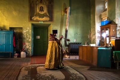 Ann Launcelott. The Blessing, Photography, 16x24