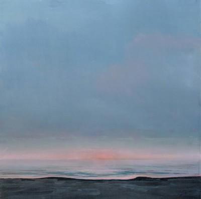 Frances Obie, Becoming, Pastel, 24x24