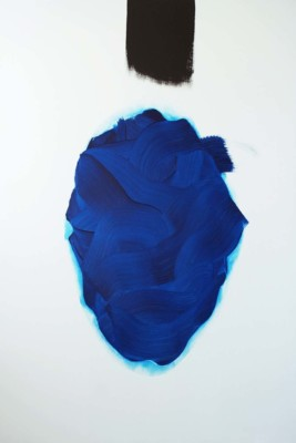 Hyun Ryoung Kim, Relation 46, Acrylic, 48x36
