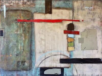 Lesley Gregory Morgan, A Sense of Place, Mixed Media, 48x36.jpeg