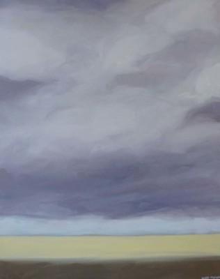 Scott MacKenzie, The Storm Has Passed, Oil, 30x24